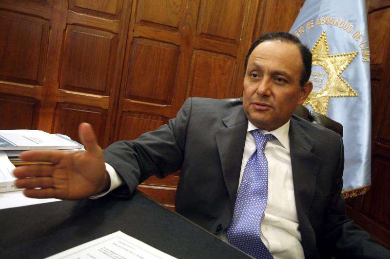 Resultado de imagen para defensor del Pueblo, Walter Gutiérrez