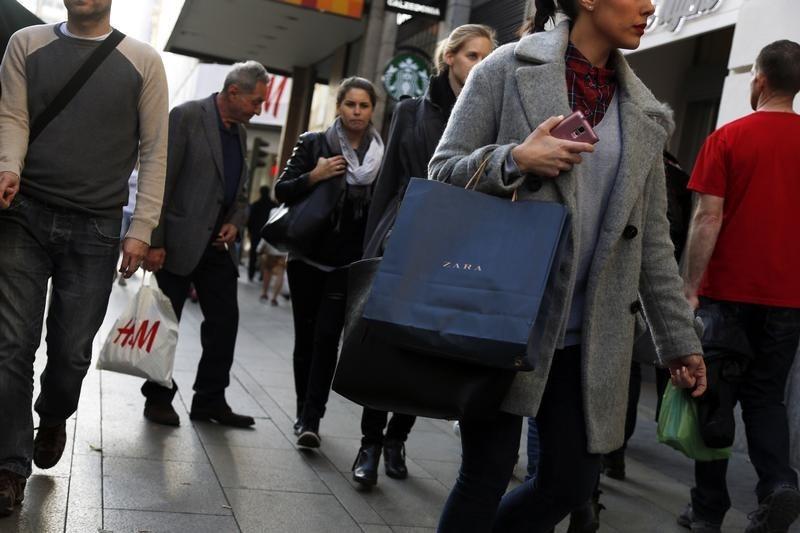 El consumo en España ralentiza su crecimiento en febrero