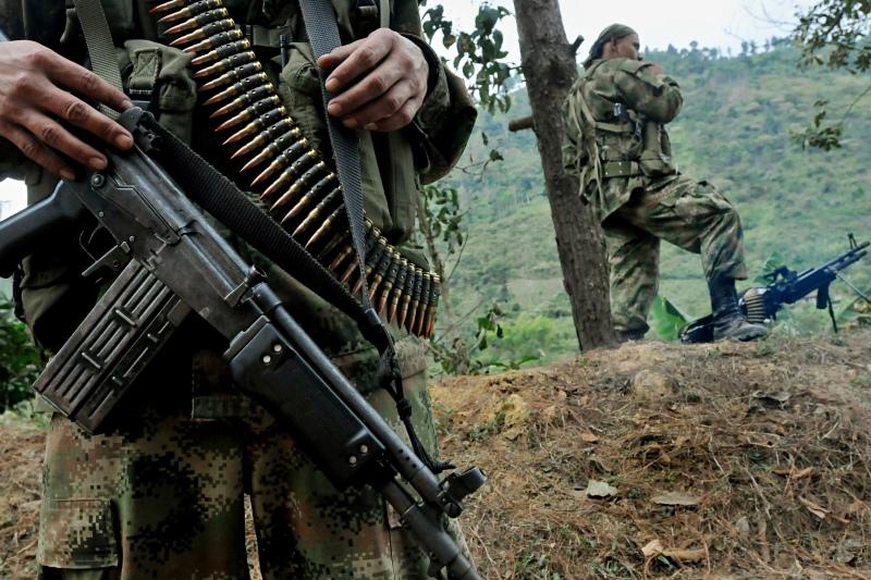 La entrada de las FARC a la vida civil colombiana