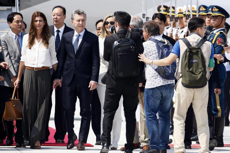 LLEGADA DE MANDATARIOS A LA CUMBRE DE G20 EN CHINA