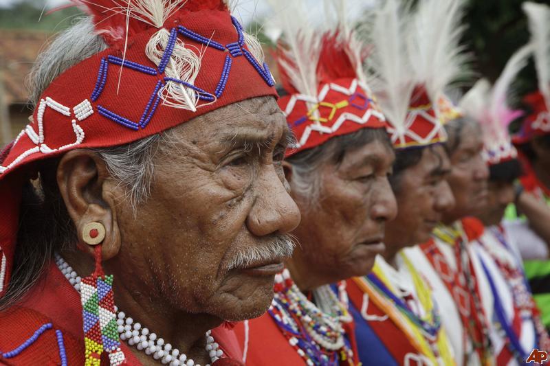paraguay indígenas