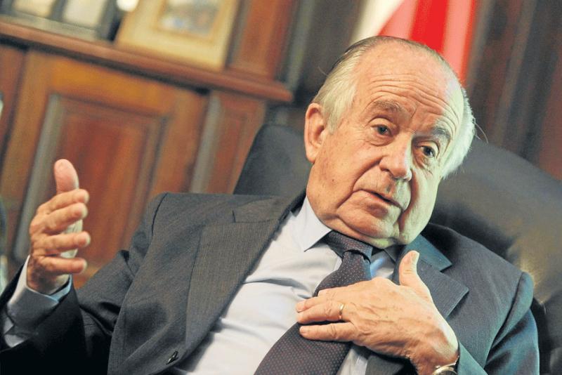 Senador chileno ministro del interior no ha tenido la for Ministro del interior 2016