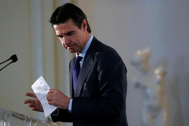 soria ex ministro español