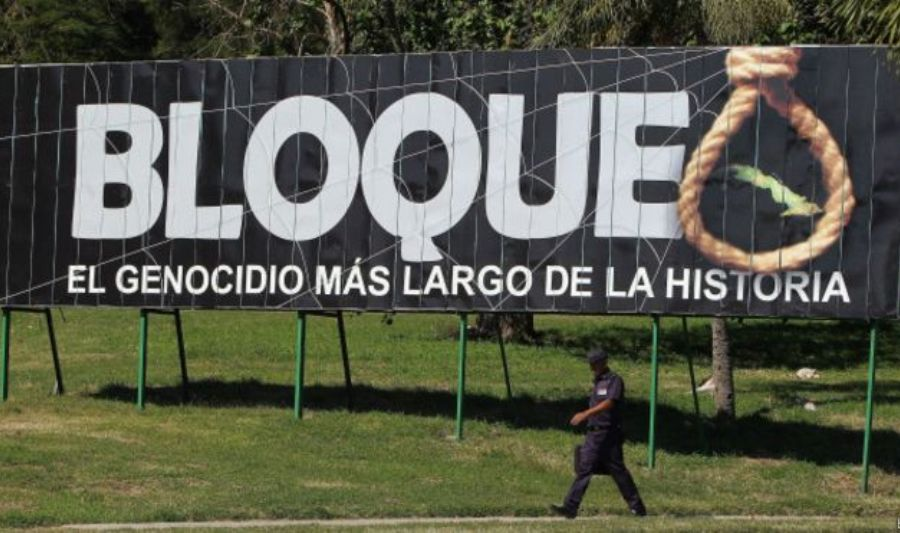 Cuba exigirá ante la ONU fin del bloqueo económico el 26 de octubre