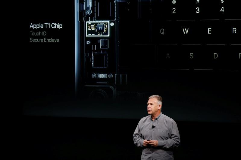 Apple presenta nueva MacBook Pro con lector de huellas