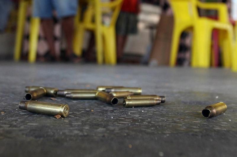 BRASIL - VIOLENCIA