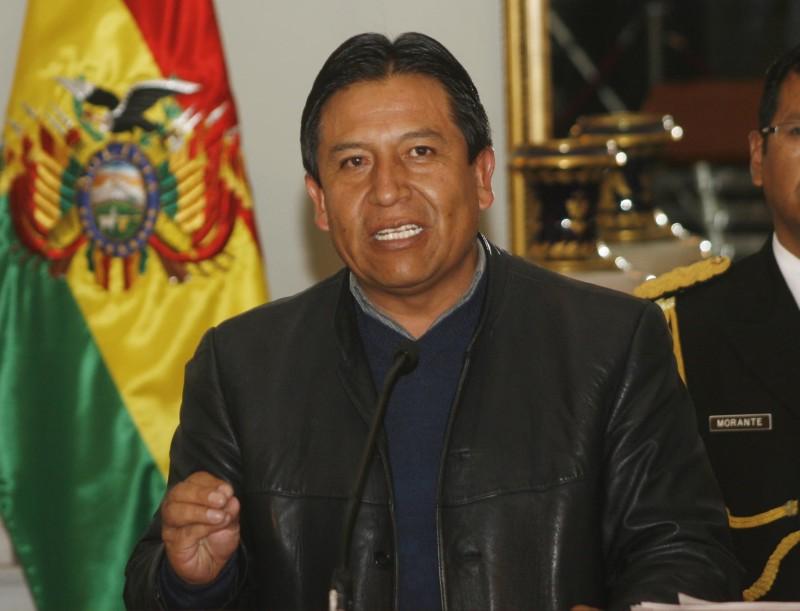 david-choquehuanca