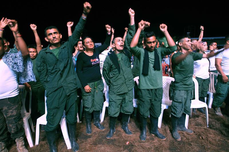 guerrilleros-del-frente-16-de-las-farc-efe