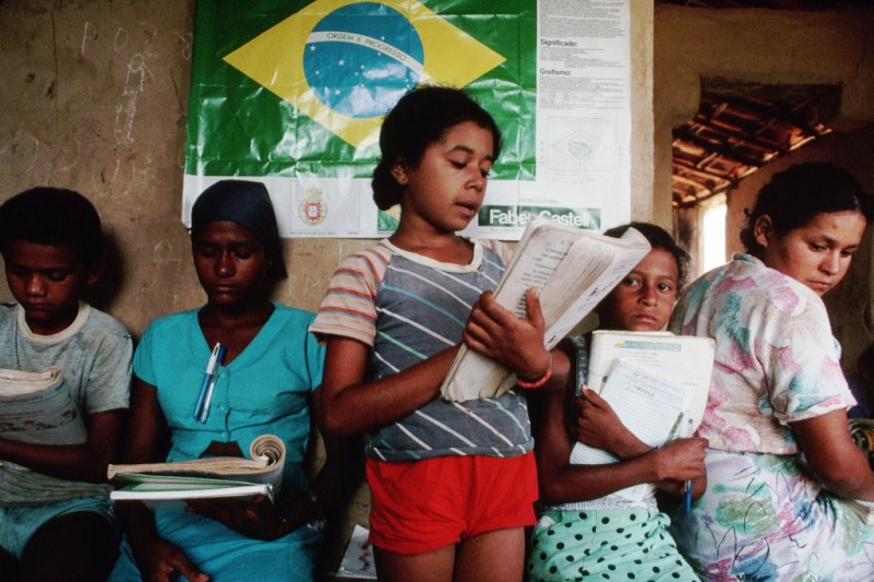 Resultado de imagen para brasil educacion salud