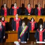MADURO PRESIDE APERTURA DEL AÑO JUDICIAL EN VENEZUELA