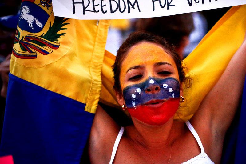 Venezolanos en el exterior se organizan hoy para protestar for Venezolanos en el exterior