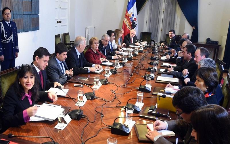 ministros-chilenos