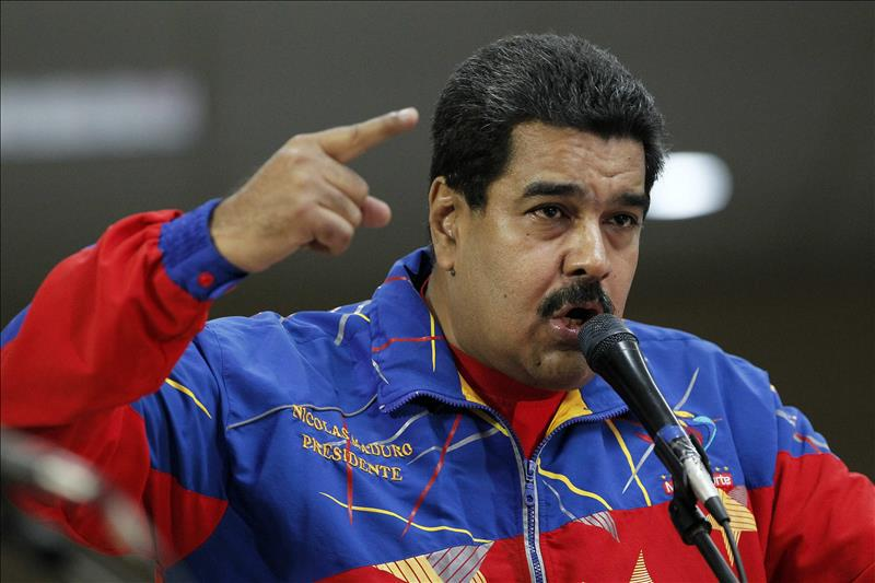 Maduro ordenó sacar a CNN de las señal venezolana luego de que transmitieron un reportaje que acusaba a gente de su gobierno / Foto Archivo