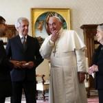 vázquez y papa francisco