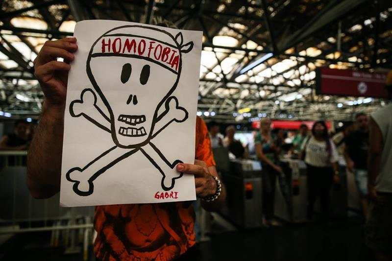 brasil protestas asesinato