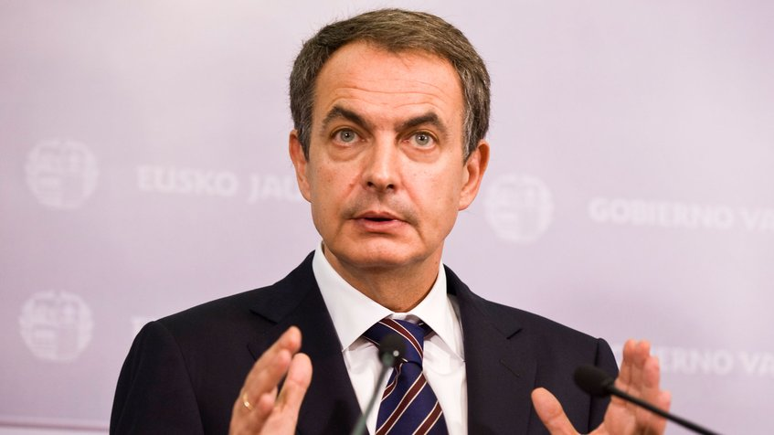Resultado de imagen para Rodríguez Zapatero