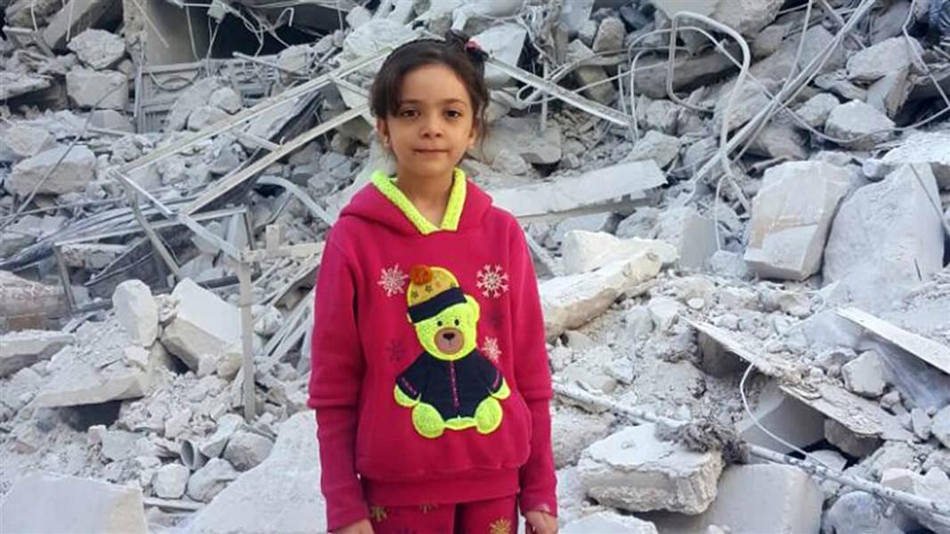 ¿Escuchará Obama los dramáticos tweets de niña de 7 años en Alepo?