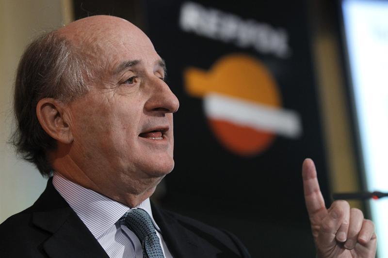 Presidente de Repsol España se reunió con ministro de energía ruso