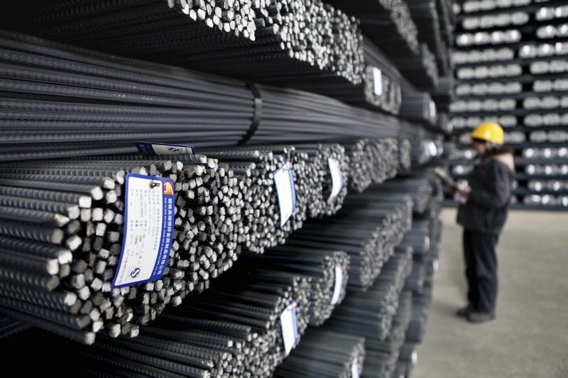 La production industrielle chinoise a enregistré une hausse de 5,9% en avril contre +5,6% en mars, soit moins que prévu sur un an en avril, une nouvelle donnée susceptible de renforcer dans leur conviction ceux qui pensent que le gouvernement prépare de nouvelles mesures de soutien à l'économie. /Photo d'archives/REUTERS