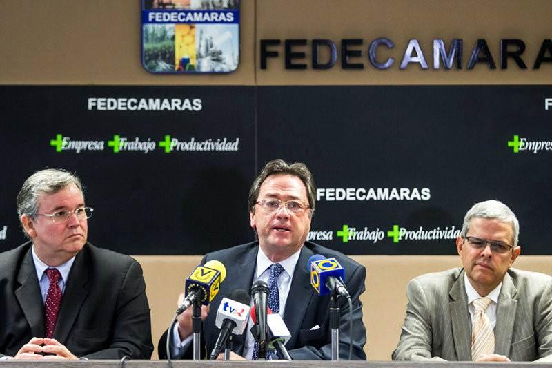 fedecámaras-francisco-martinez-venezuela