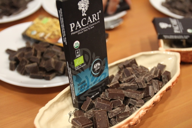 Chocolate ecuatoriano