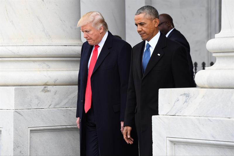 Republicanos exaltan que EEUU hizo una transición ordenada gracias a la democracia