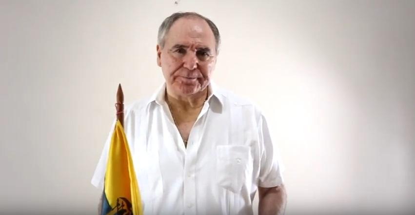 En Un Video Publicado Canal De YouTube El Expresidente Del Ecuador Abdal Bucaram Ortiz Manifest Que Tras Su Estada Houston EEUU