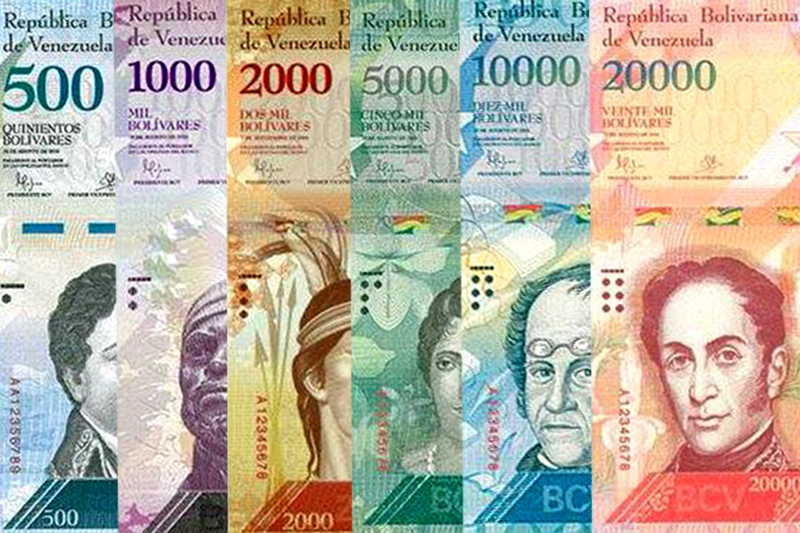 Denominaciones de billetes incorrectas mantienen la escasez (Observa por qué)