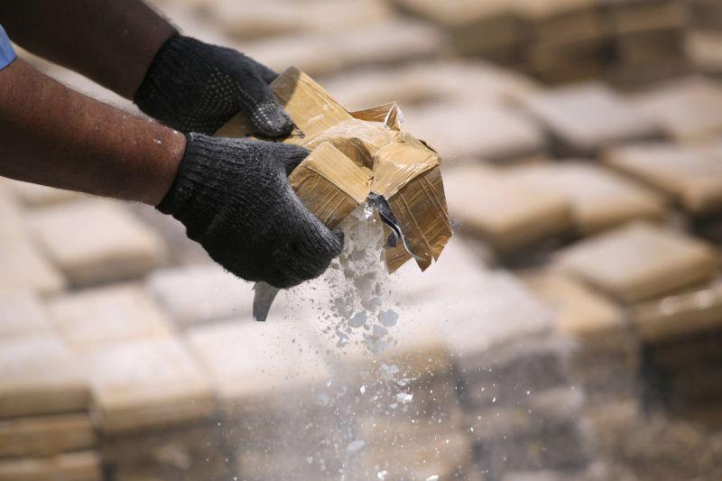 España incauta 8,7 toneladas de cocaína provenientes de Colombia