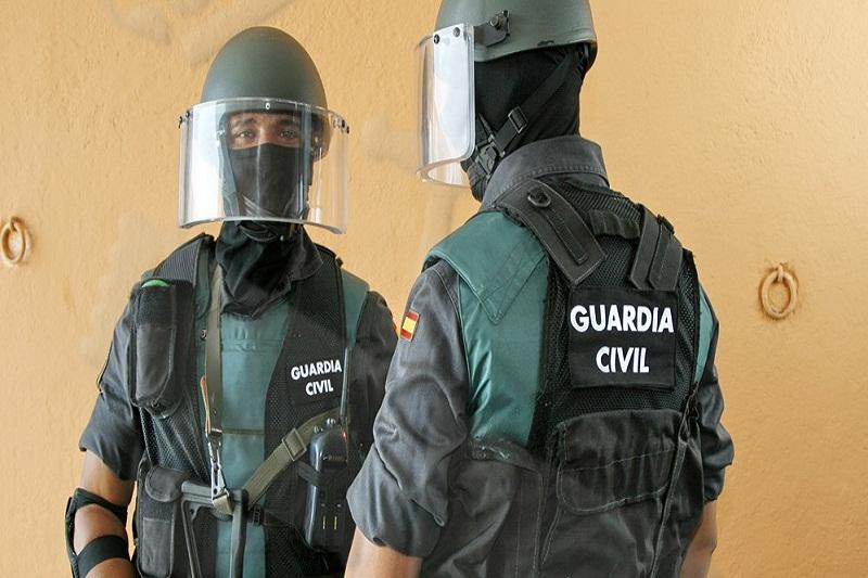 guardia civil españa