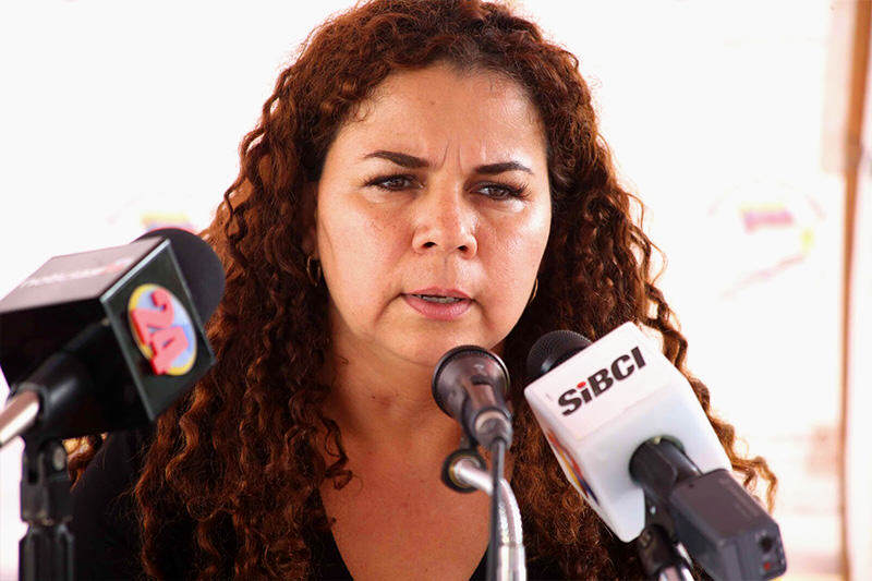 Ministra Iris Varela