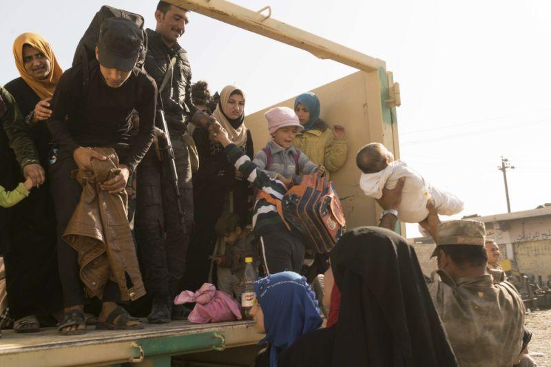 Niños-en-Mosul