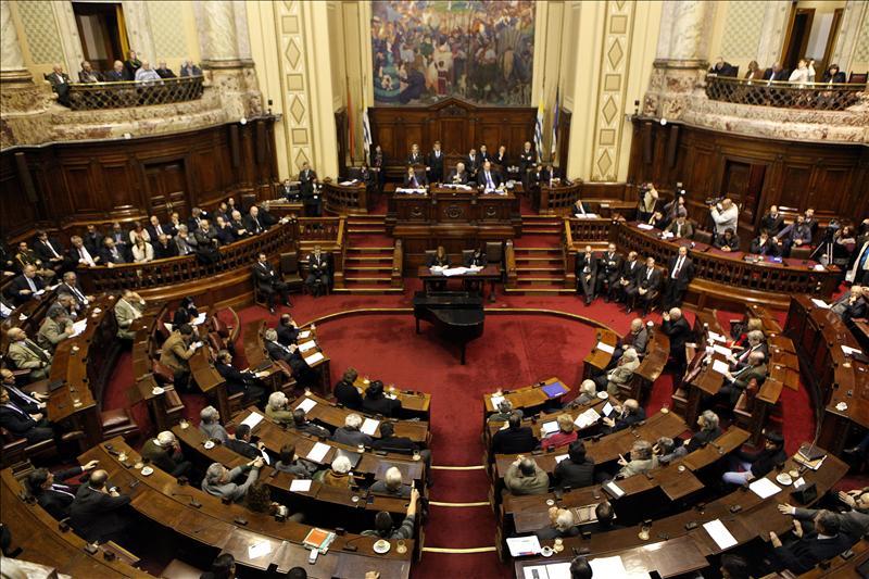 parlamento uruguayp