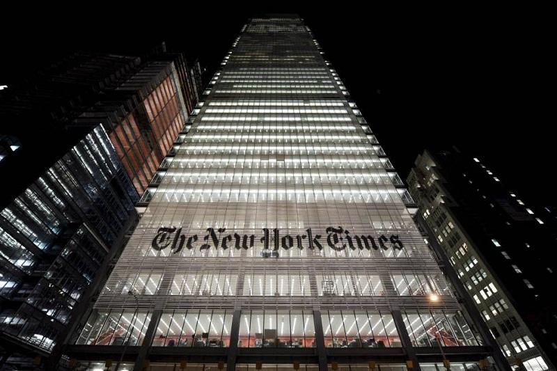 periodico new york times