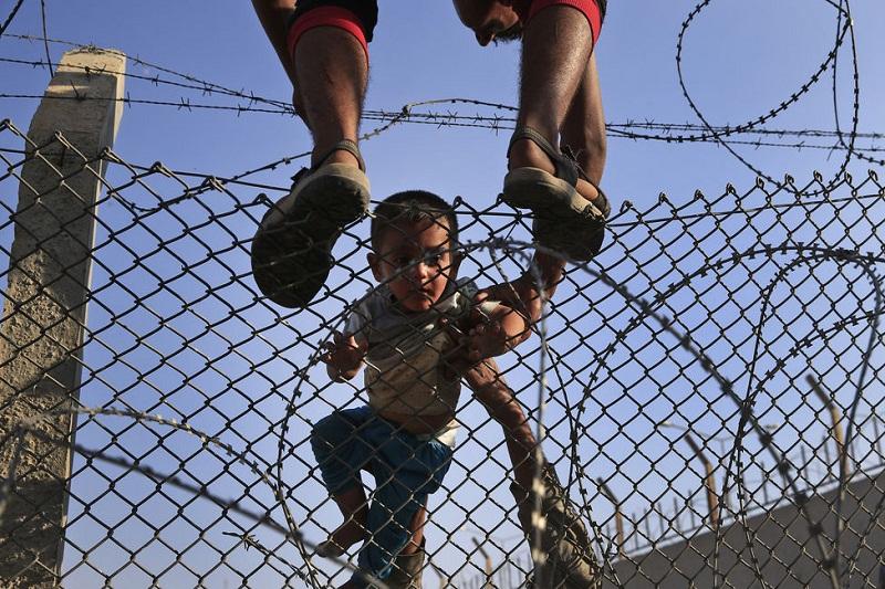 turquía refugiados