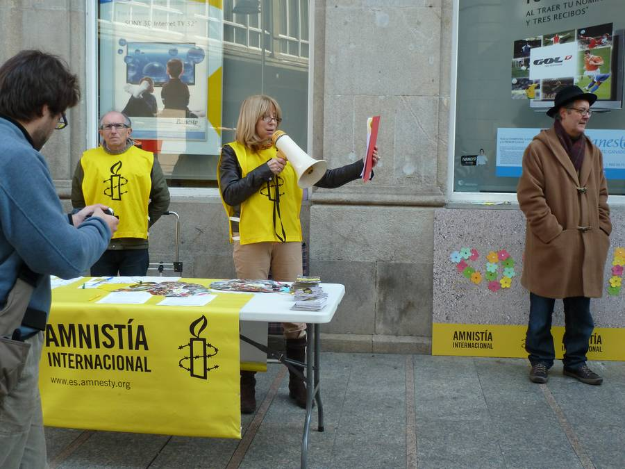 Foto Amnistía Internacional