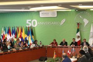 25 sesión de Conferencia General de Opanal/ EFE