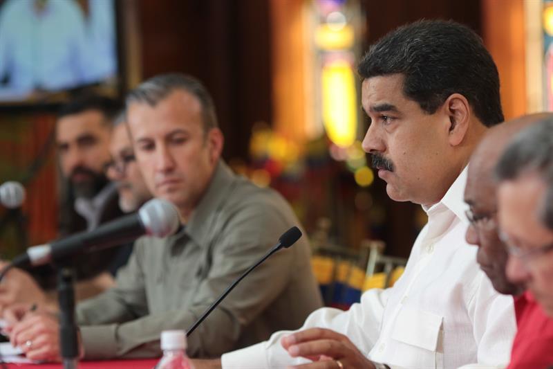 Maduro El Aissami