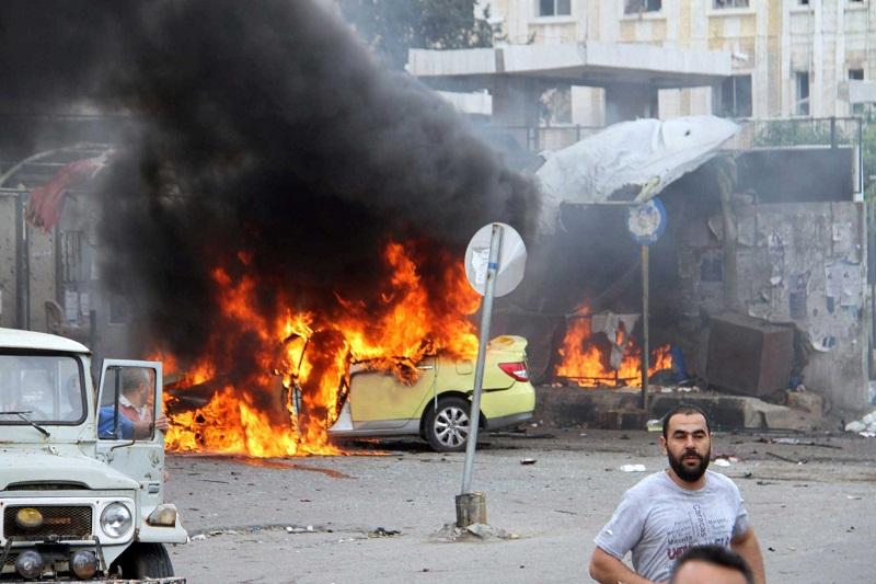 Explosiones Siria EFE