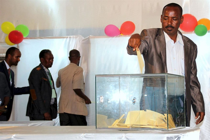 Somalia elecciones
