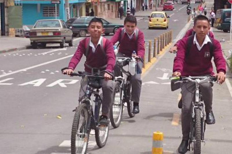 colombia bicicleta