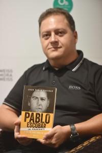 Juan Pablo revela en su libro muchas historias sobre su padre