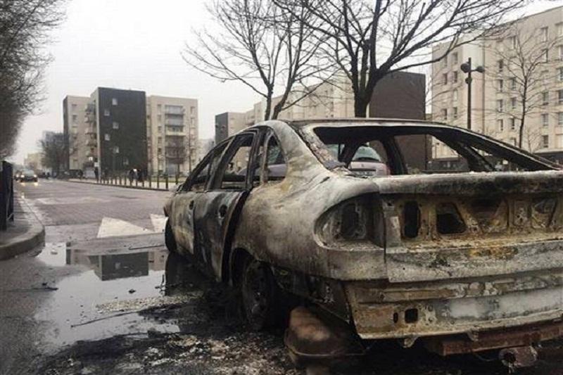disturbios paris