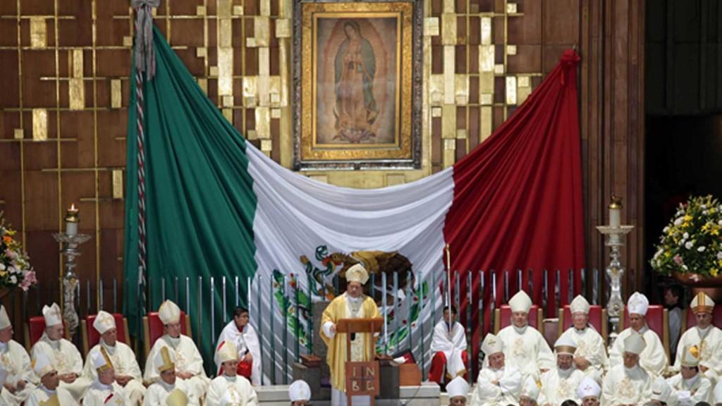 """Iglesia Católica Mexicana se enfrenta a Peña Nieto: """"La cobardía no es prudencia"""""""