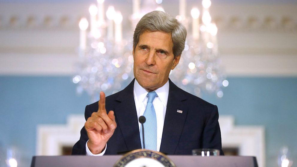 Foto John Kerry