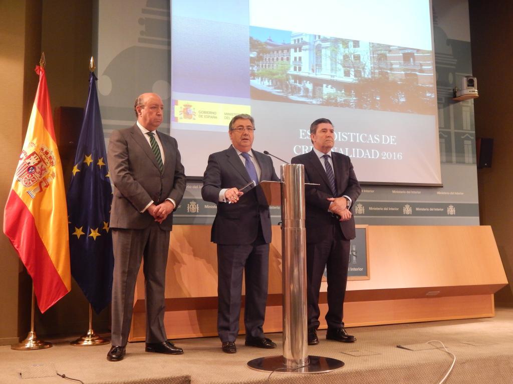 Foto: Ministerio de Interior de España