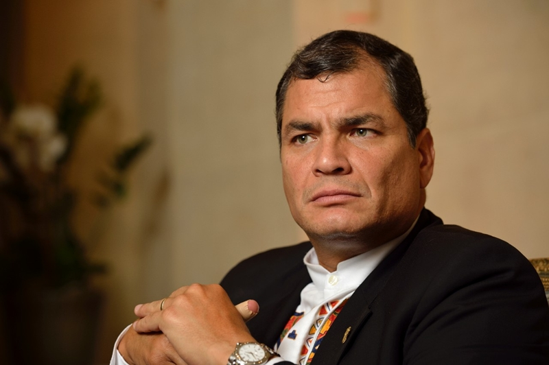Autoridades ecuatorianas investigan presunto aporte de las Farc a campaña de Correa