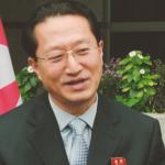 Kim Hak Chol Norcorea