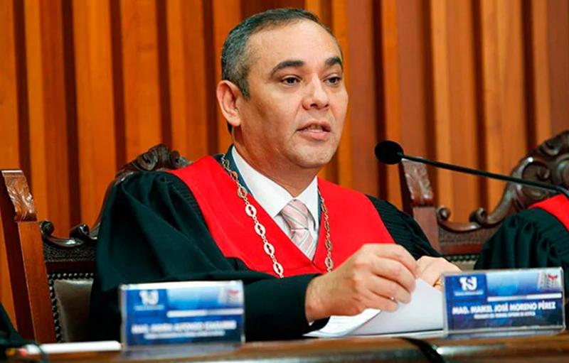 Magistrado Maikel Moreno