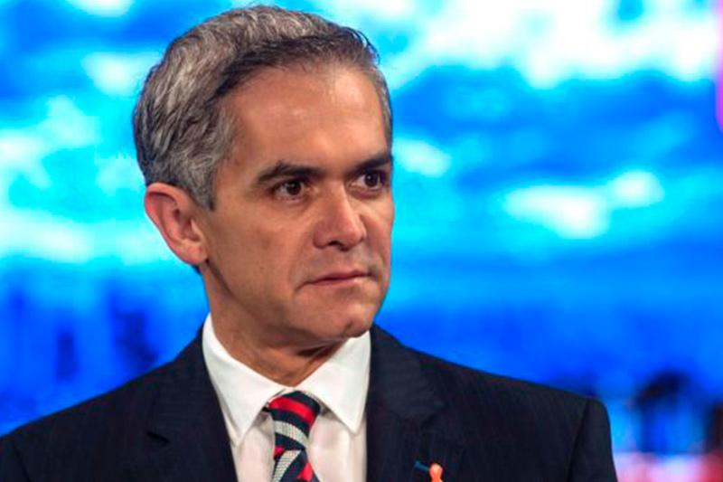 Miguel Ángel Mancera es el actual jefe de Gobierno de Ciudad México / Foto Getty Images